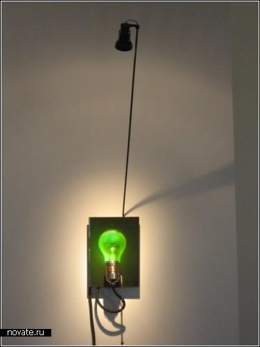 Лампы, которые любят притворяться