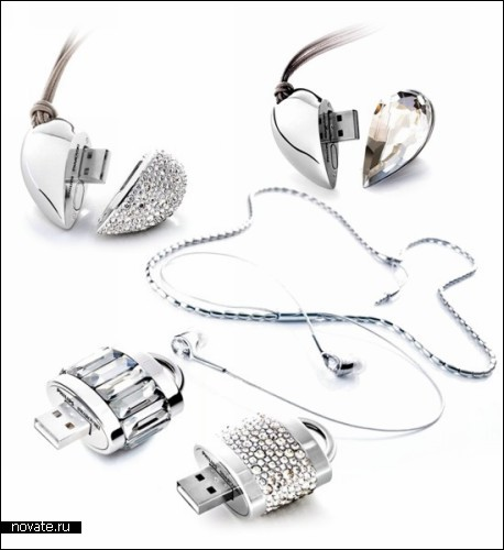 Active Crystals от Philips и Swarovski