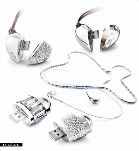 Active Crystals от Philips и Swarovski