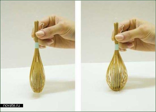 Дизайнерский способ заваривания чая