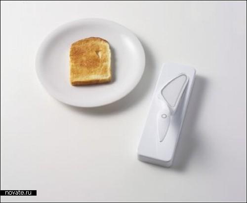 Портативный тостер дизайнера Кима Бина (Kim Been)