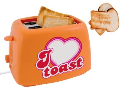 Влюбленный тостер