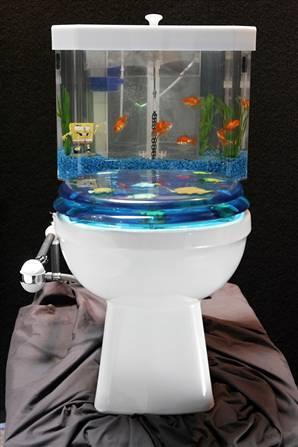 Туалетные рыбки