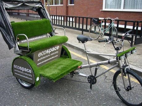 Травка на колесах