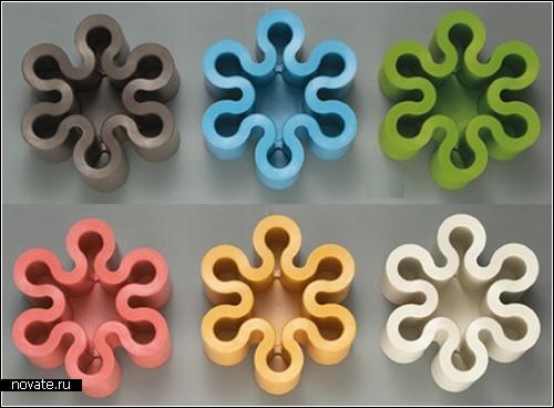 Обзор дизайнерских подставок для зонтов