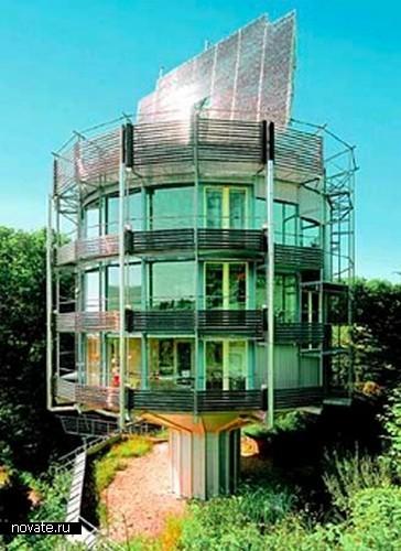Heliotrop House от Рольфа Дишша
