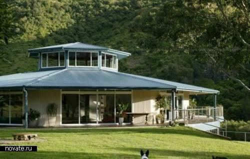 Villa Girasole. Самый первый вращающийся дом в мире (1935 год)