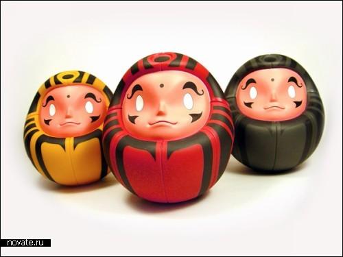 Креативные игрушки не только для детей