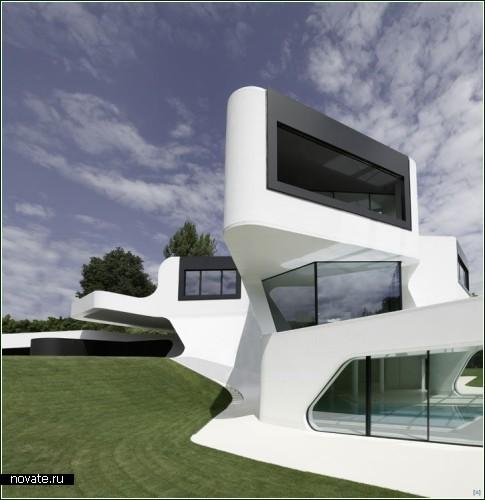 Вилла Dupli.Casa в Людвигсбурге (Германия)