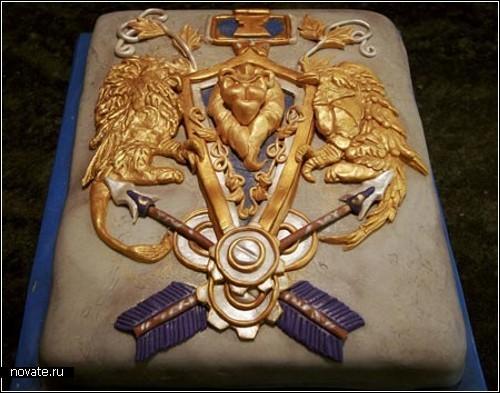 Предметы, созданные специально для поклонников игры World of Warcraft