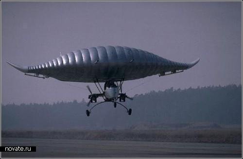 Stingray. Гибрид дирижабля и самолета