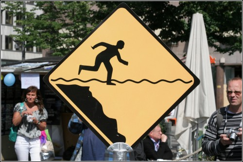 Гулять по воде, гулять по воде...