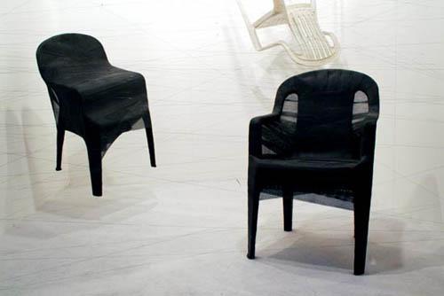 стул от Kyung Won Kim