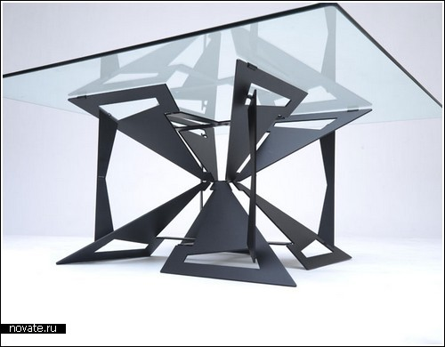 Стол-оригами от George Rice