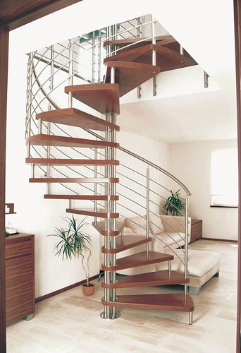 перила для лестниц от Europa Stairways