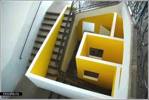Лестницы-лабиринты