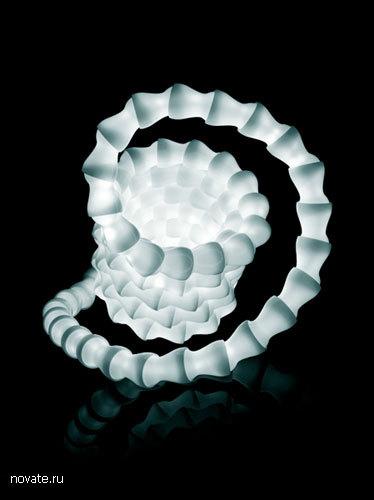 Лампа «Абиссаль» от Osko+Deichmann