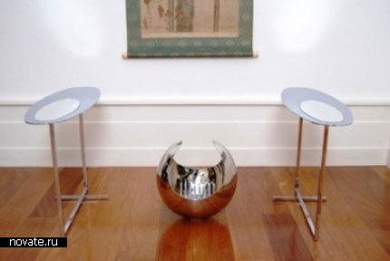 Коллекция металлических предметов от Fernando Akasaka