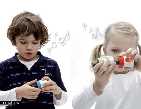 Музыкальный инструмент для детей