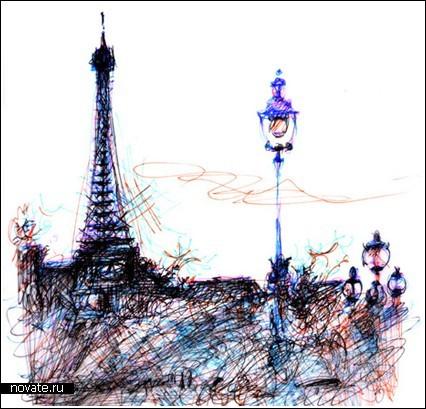 фото рисунки фломастерами