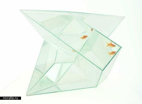 Многоугольный аквариум от BCXSY Studio