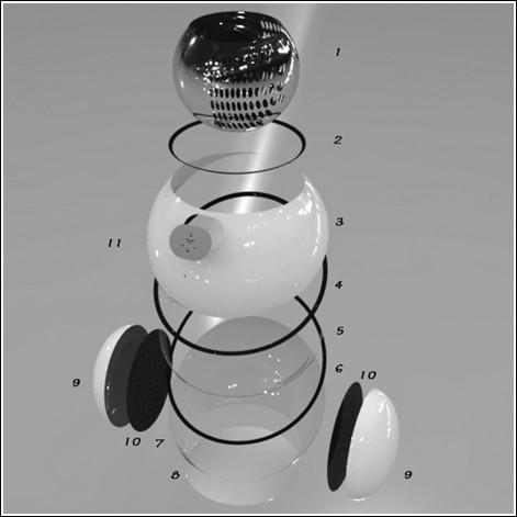 Сферическая стиральная машина