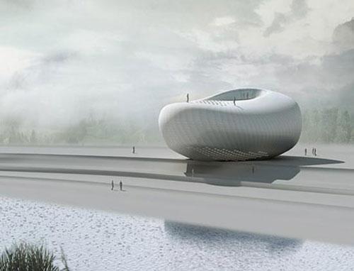 Художественный музей в Китае