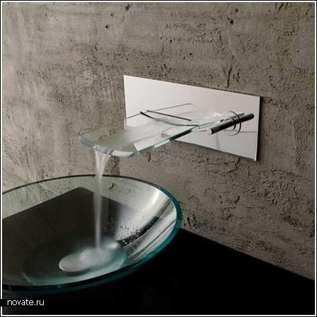 Ультрасовременный дизайн для раковины от Bandini