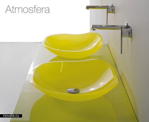 Ванная комната «Атмосфера» от Bagno Bandini