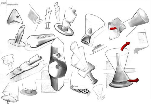 Акустическая система «Aura» от Paul Scarfe