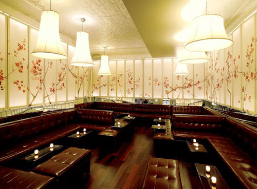 Интерьер ресторана «The stanton social» от компании Avroko