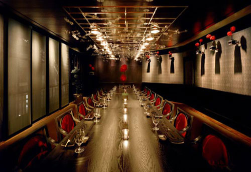Интерьер ресторана «Social house» от компании Avroko