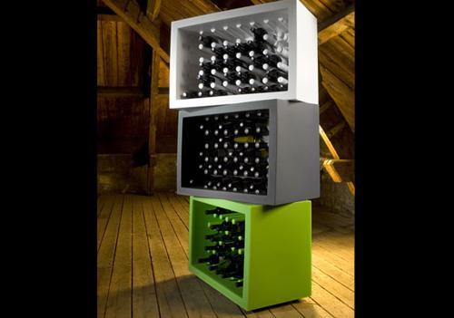 Ящик Bachus для хранения вина