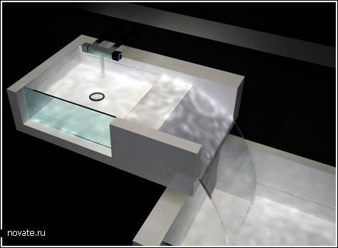 Водопад в вашей ванной