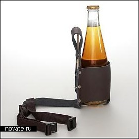 Пиво в кобуре