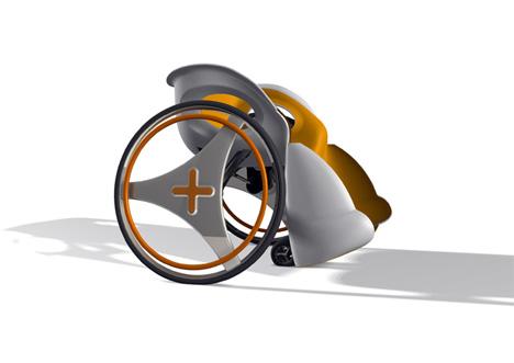 инвалидное кресло от Wai Lam