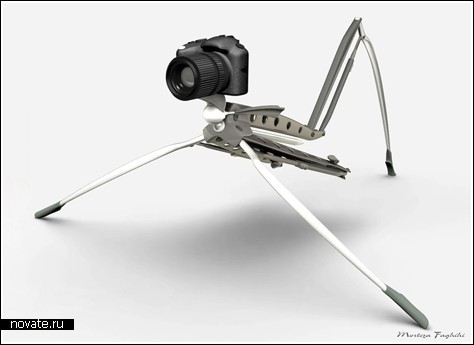 Камера на ножках