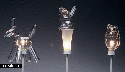 Такие разные лампы