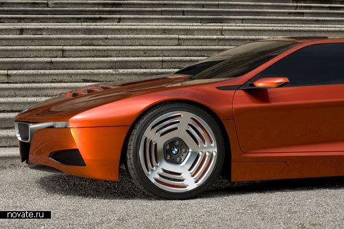 Автомобиль BMW M1 Hommage