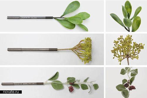 Ботаническая ручка от Bonboog