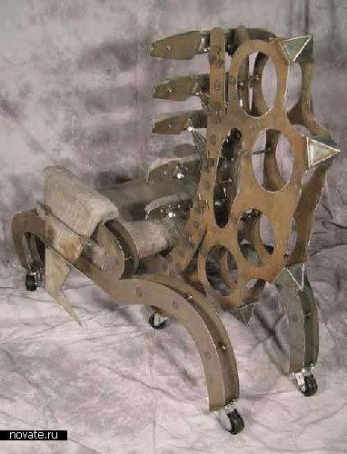 Кресло «Кастет»
