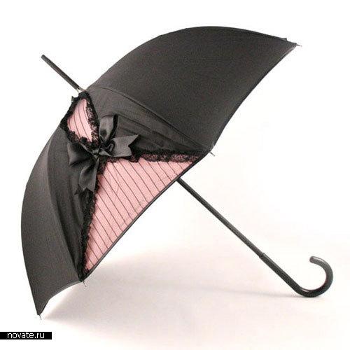 Несколько интересных зонтов
