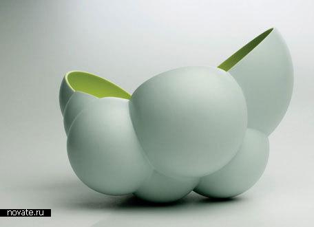 Вазочка для фруктов «Bubblicious»