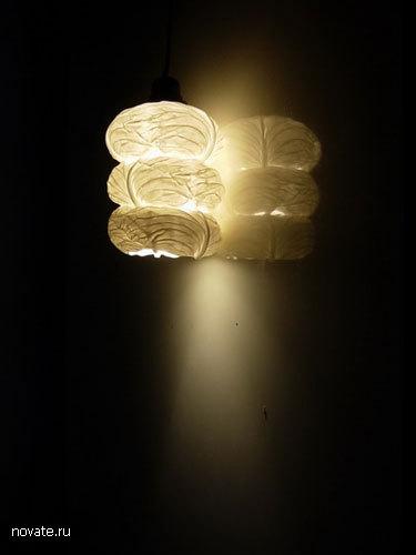 Капустные светильники