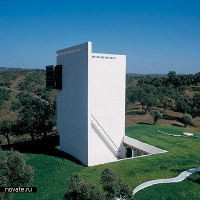 Дом-книжка в Испании