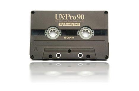 Самые разные изделия из кассет