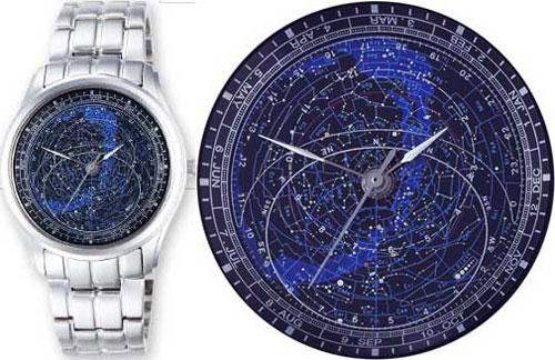 Астрономические часы от компании Citizen