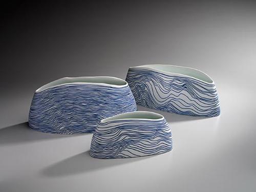 «The blue ranges» от Bronwyn Kemp