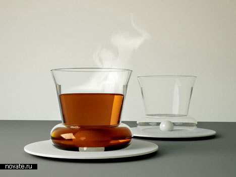 Чашка-миксер от Florian Dussopt, Jeremie Reneau & Julie Girard