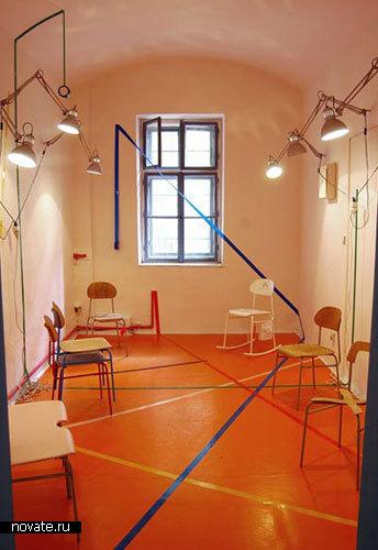 Школьные стулья от Tai2 studio
